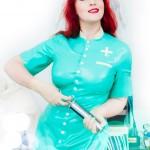 Bizarres Klinikum mit Domina Miss Leonie Hamburg