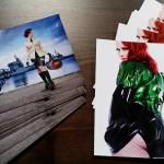 Autogrammkarten von Domina Miss Leonie