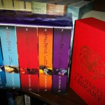 Two Harry Potter Collectors Boxes